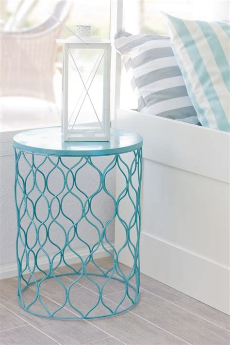 Bedroom Wastebasket by Savvy Side Table Upcycle That