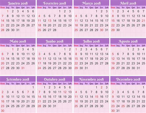 Calendario R Calend 225 2018 Psd Cdr Ai Pdf Calend 225 Rios Gr 225 Tis
