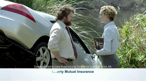 redhead in liberty mutual insurance ad who is the redhead woman in the liberty mutual insurance