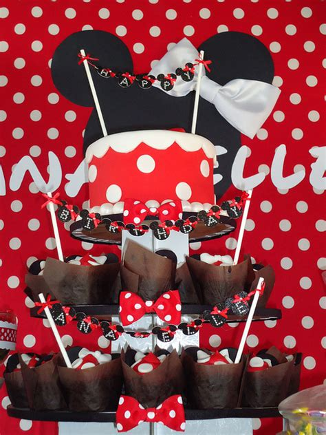 minnie mouse themed birthday decorations minnie mouse themed birthday celebration disney
