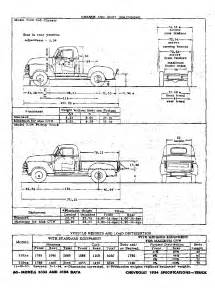 chevy truck specifications auto parts diagrams