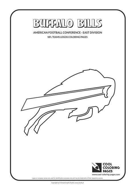 Buffalo Bills Coloring Pages Buffalo Bills Logo Free Colouring Pages by Buffalo Bills Coloring Pages