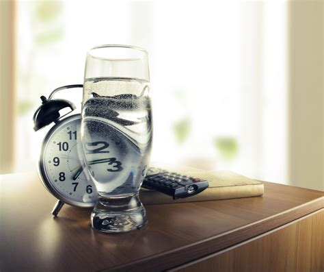 drink water before bed 12 ways to drink more water throughout the day