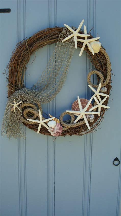 35 brilliant beach themed wreath ideas sortra