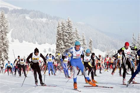 top 10 winter sports events featuring ski