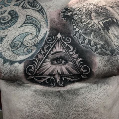 eye tattoo history 50 mysterious all seeing eye tattoo ideas everything you