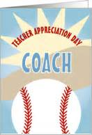 Jump Risk Yellowsun Coach appreciation day cards for coach from greeting card universe
