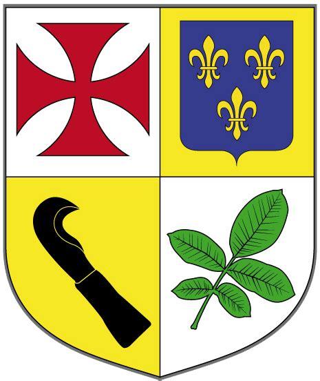 armoiries définition d 233 finition du blason de nozay essonne association nozay
