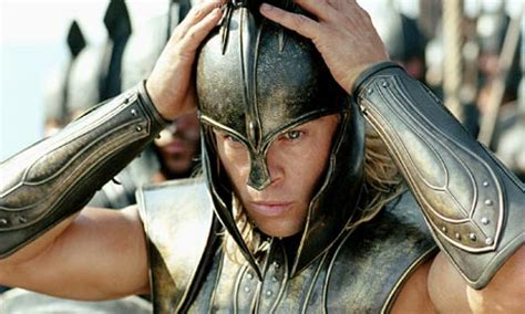 brad pitt achilles analysis and comparison character achilles