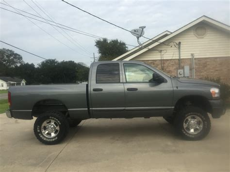 4 Door Dodge Ram 2006 dodge ram 2500 4 door louisiana 70346 donaldsonville la truck vehicle deal