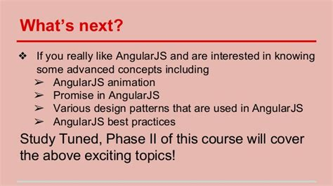 angularjs pattern lab angularjs for beginners 90 discount coupon https www