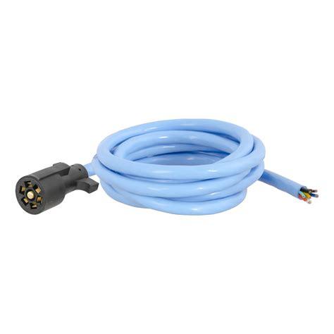 curt manufacturing 56613 7 way rv blade wiring