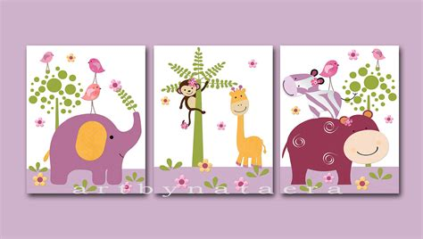 Baby Wall Hangings wall baby room decor baby nursery set