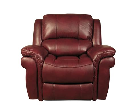 burgundy recliner chair weydon burgundy leather look manual recliner