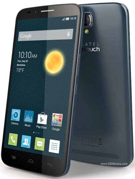 Hp Android Alcatel Flash Plus alcatel flash plus smartphone review xcitefun net