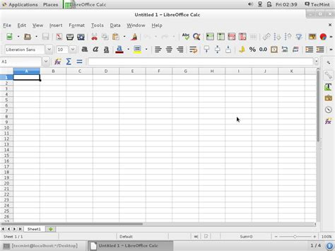 Office Spreadsheet by Libreoffice 5 1 4 Released Install On Rhel Centos Fedora