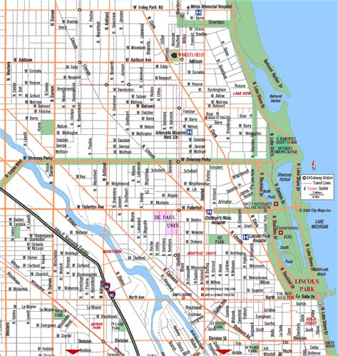 amazing chicago south southwest suburbs daily deals map of chicago illinois travelsmaps com