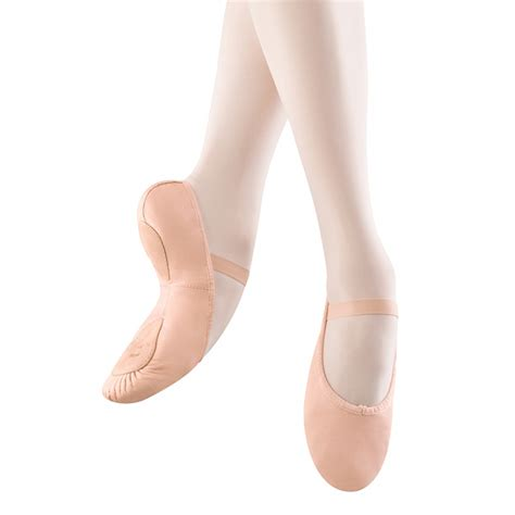ballet slipper bloch dansoft child s split sole ballet slippers