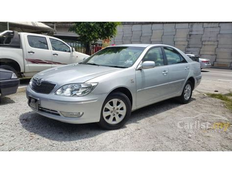 2005 silver toyota camry toyota camry 2005 e 2 0 in selangor automatic sedan silver