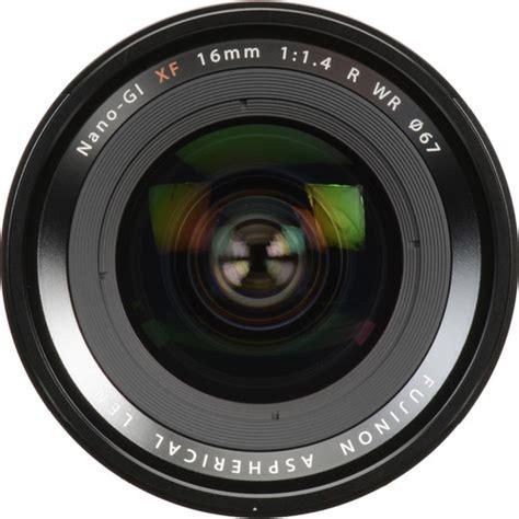 Fujifilm Lens Xf 16mm F 1 4 R Wr fujifilm xf 16mm f 1 4 r wr lens avc photo store school