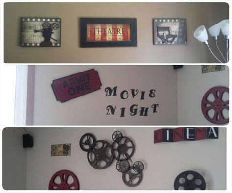 movie themed home decor best 25 movie themed rooms ideas on pinterest movie