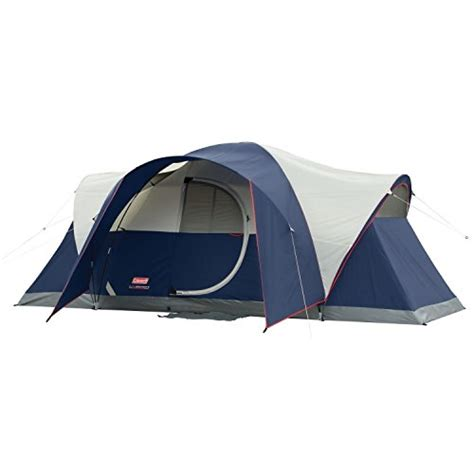 Coleman Tent With Hinged Door by Coleman Elite Montana 8 Person Tent With Hinged Door