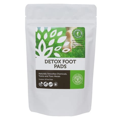 Detox Foot Pads Store Available by Detox Foot Pads 10 Food Pads By Global Healing Center