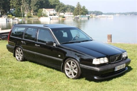 volvo r wagon for sale row your own 1996 volvo 855r wagon bring a trailer