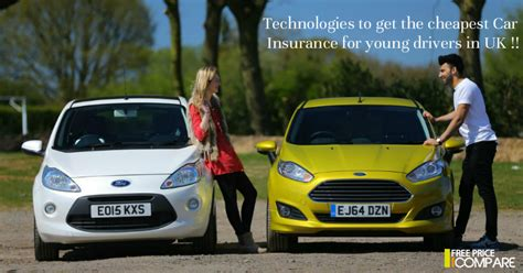 Compare Car Insurance For New Drivers by Technologies To Get The Cheapest Car Insurance For