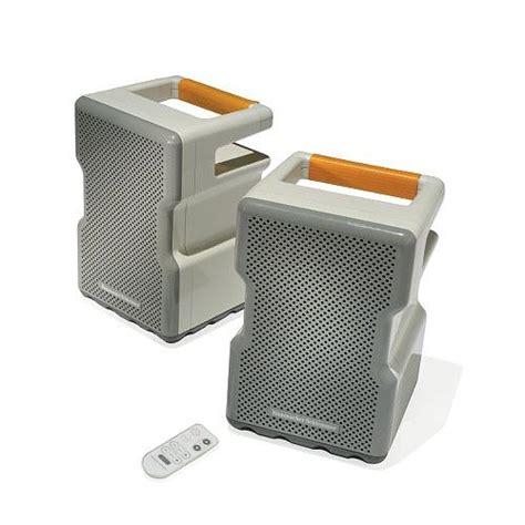 Wireless Backyard Speakers by Rechargeable Indoor Outdoor Wireless Speakers