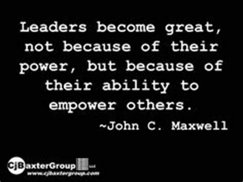 The Power Of One By C Maxwell words of wisdom maxwell on maxwell
