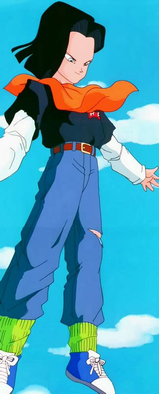 z android 17 android 17 wiki