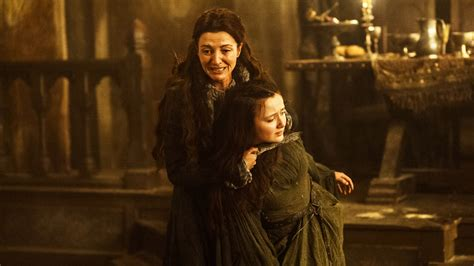 michelle fairley game of thrones death michelle fairley knows cat was fallible making game of