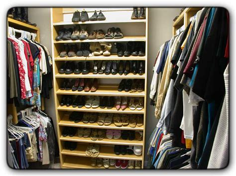 shoe racks for closet plans woodideas