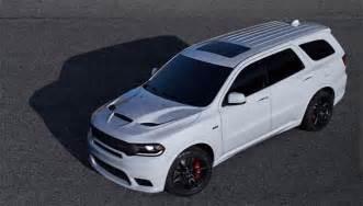 Dodge Durango Custom 2018 Dodge Durango Srt Is A Performance Hauler