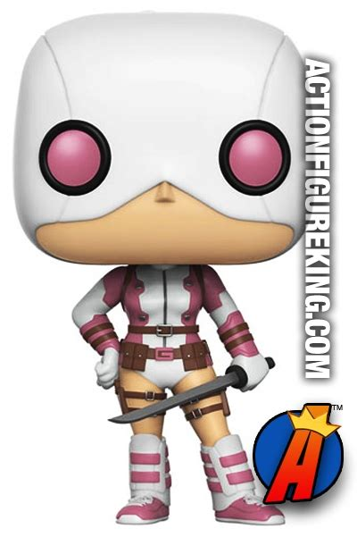 Funko Pop Vinyl Marvel Spider Gwen 100 Original funko pop marvel gwenpool vinyl figure 197