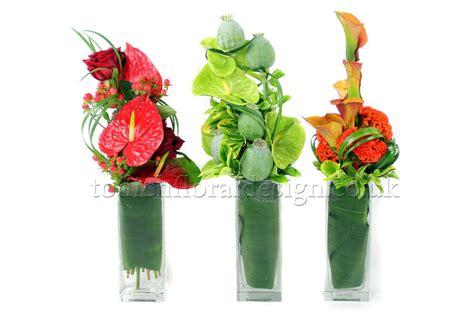 How To Arrange Flowers In A Tall Vase Restaurant Flower Arrangement London Restaurant Plants