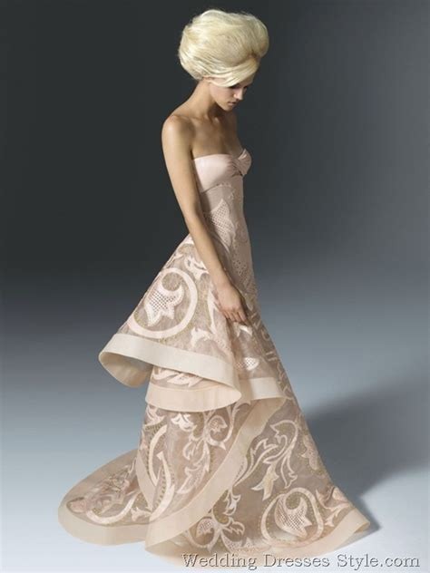 Atelier Versace Wedding Dresses by Atelier Versace Fall Winter 2011 Collection For Modern