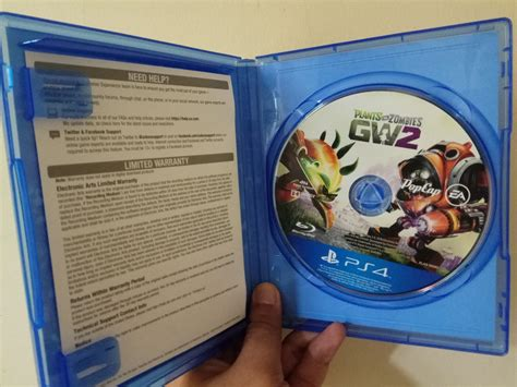 Bd Ps4 Plants Vs Zombies New Reg 3 jual beli bd ps4 plants vs zombies 2 garden warfare