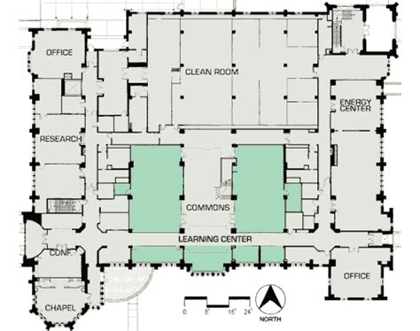 layout plan of engineering college college of engineering mccourtney learning center at the