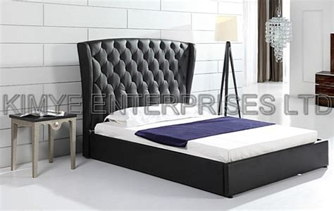 unique queen bed frames unique design queen bed frame fabric pu leather linen bed