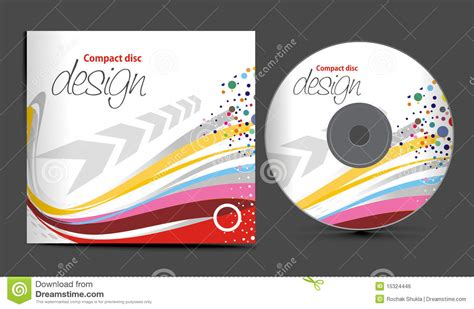 9 cd cover design template images cd cover template word