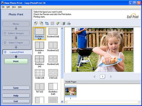 layout canon easy photo print download canon easy photoprint ex 4 5 0