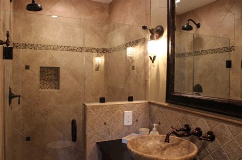 Remodeled Bathrooms Ideas by 1950 S Dallas Residence Remodel Bathrooms Traditional