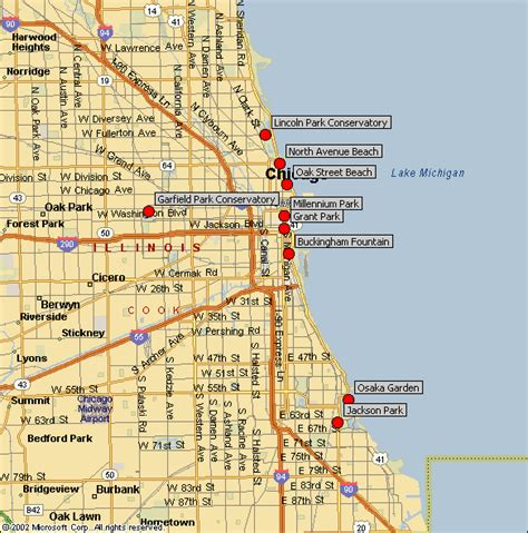 chicago city limits map magnificent mile zip code todaytoyou6y
