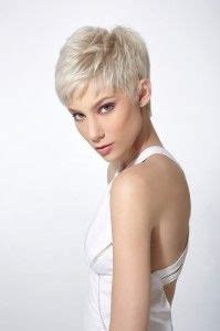 woman haircuts showing ears 01剪髮設計 above ear haircut short haircut for woman on
