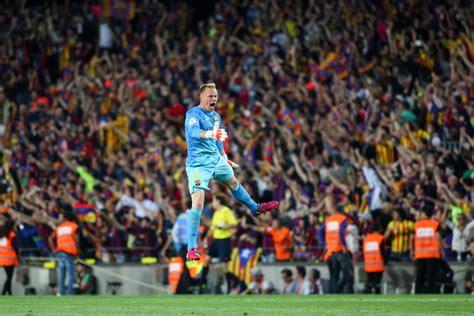 barcelona goalkeeper history a keeper keeper at barcelona what it takes bar 199 a n 218 meros