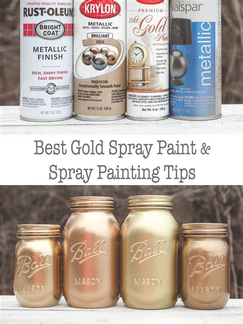 spray paint tips best gold spray paint sprays and paintings