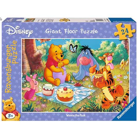 Puzzle Winnie The Pooh by Winnie The Pooh Puzzle Massa Giocattoli