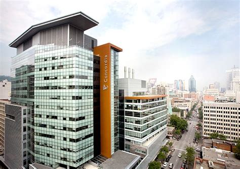 Concordia Montreal Mba by Provost And Cfo Co Host Budget Conversations In May
